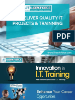 JAVA Training With Telecom Domain Project -IIT Workforce