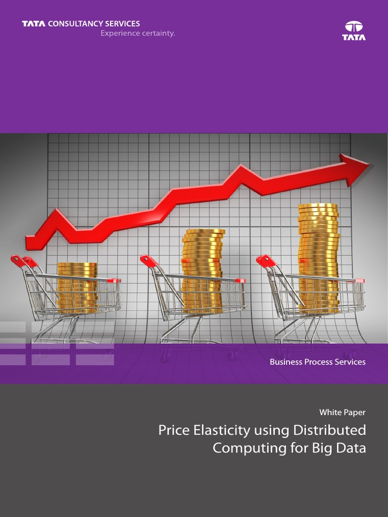 Price Elasticity Using Distributed Computing for Big Data 0415 1