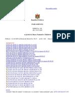 Legea a BNM