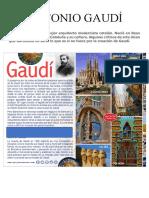 Gaudí - A2