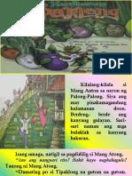Ang Hardinerong Tipaklong