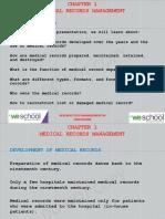 1.Medical Records Management