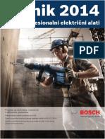 Bosch Cjenik 2014 EA BiH