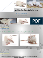 In-Vivo Brain-distribution Study in Rats