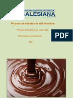 Proyecto Fabricacion Del Chocolate 2 (1)