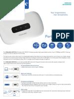Br PRT7011L Datasheet