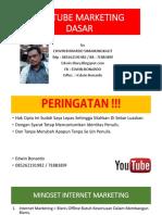 Materi Youtube Marketing