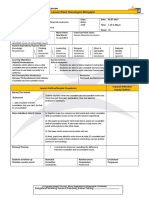 Developing a 3-Part Lesson Template English