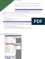 Wonderware Read and Write Excel