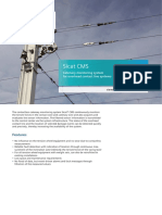 Catenary Monitoring System