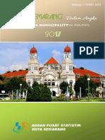 Kota Semarang Dalam Angka 2017