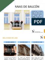 Ventanas de Balcon y Ventanas Rampantes-poma Orihuela Patricia
