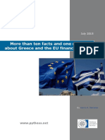 More Than Ten Facts and One Question About Greece and the EU Financial Crisis