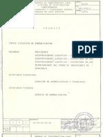 Empalmes y conexiones premoldeadas en AT (70-87)