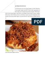 Rahasia Resep Ayam Goreng Ungkep Enak Dan Lezat