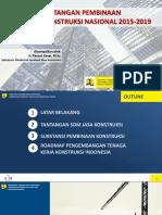 Tantangan Pembinaan SDM Jakon