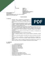 Plano de Unidade 01 1 a 2017 Ardaliao