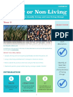 living or non-living new