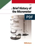 Sejarah Mikrometer