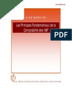Les Principes Fondamentaux de La Comptabilite Des Imf
