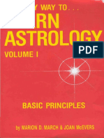 March, Marion D - The Only Way to Learn Astrology.pdf