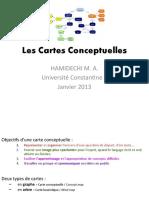 Présentation Les Cartes Conceptuelles(1)
