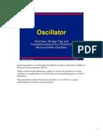 oscilator