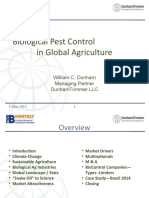 DunhamTrimmer Biological Control Market Jefferies May 10 2015