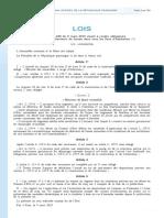 Reglementation-DAAF