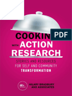 Cooking With Action Research