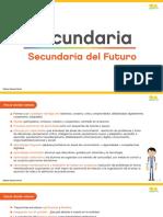 Escuela Secundaria Del Futuro- 2do Power Point