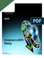 AM-Intro 13.0 Agenda