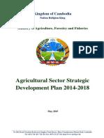 Stragic Plan Agri Final ASDP 2014-2018 English 29 May 2015
