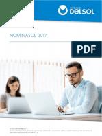 Manual Nominasol 2017