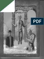 Encyclopedia Spirit is Vol 1