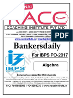 Quadratic Equation for IBPS RRB PO and Clerk 2017