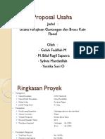 Dokumen.tips Contoh Proposal Usaha