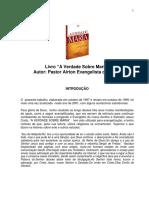 A Verdade Sobre Maria - Airton Evangelista da Costa.pdf
