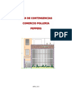 Plan Contingencias Polleria