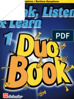 Duo Book 1 (saxophone)