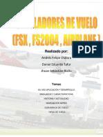MICROSOFT+FLIGHT+SIMULATOR+TRABAJO