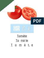 Ejercicios Consonante T