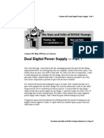 Dual Digital Power Supply — Part 1