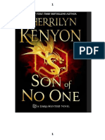 Sherrilyn Kenyon - Dark Hunter 34 Son of No One