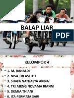 Balap Liar