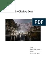 chirkey dam.docx