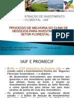 Desenvolvimento Florestal