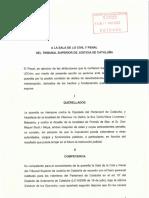 Querella Fiscalia AMI/AMC