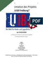 "Dokumentation des Projekts ""U18 Freiburg"""