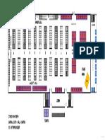 Comifuro 9 Floorplan Kartini Expo Balai Kartini